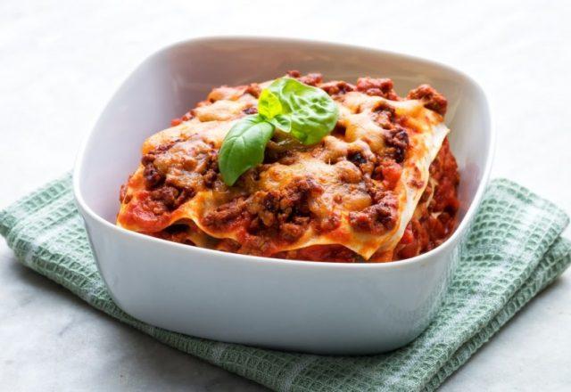 Lasagne - en klassisker til fryseren