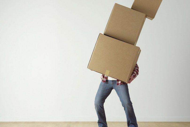 Få nemt flyttet dine ting med hjælp fra professionelt flyttefirma