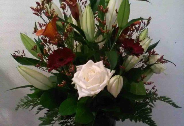 Bestil blomster fra online blomsterbutik